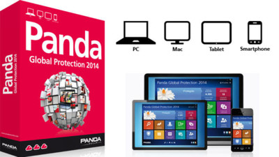 Panda Global Protection 2014 disponible para Android, iOS, Mac y Windows