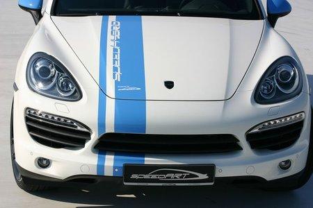 speedART speedHYBRID 450, el Porsche Cayenne S Hybrid también recibe lo suyo