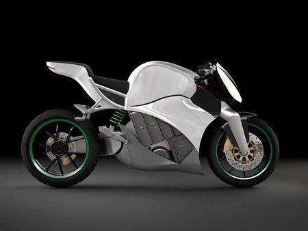 De nuevo, la moto eléctrica adelanta al coche