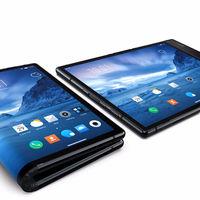 """FlexPai, el """"primer smartphone con pantalla plegable comercial"""" que parte de los 1.388 euros"""
