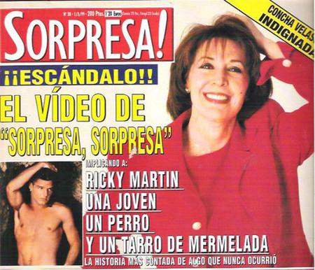 La Verdad Sobre Sorpresa Sorpresa Ricky Martin Y El Bote De Mermelada Landscape