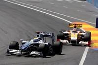 Rubens Barrichello ganó el GP de Europa, Fernando Alonso finalmente sexto