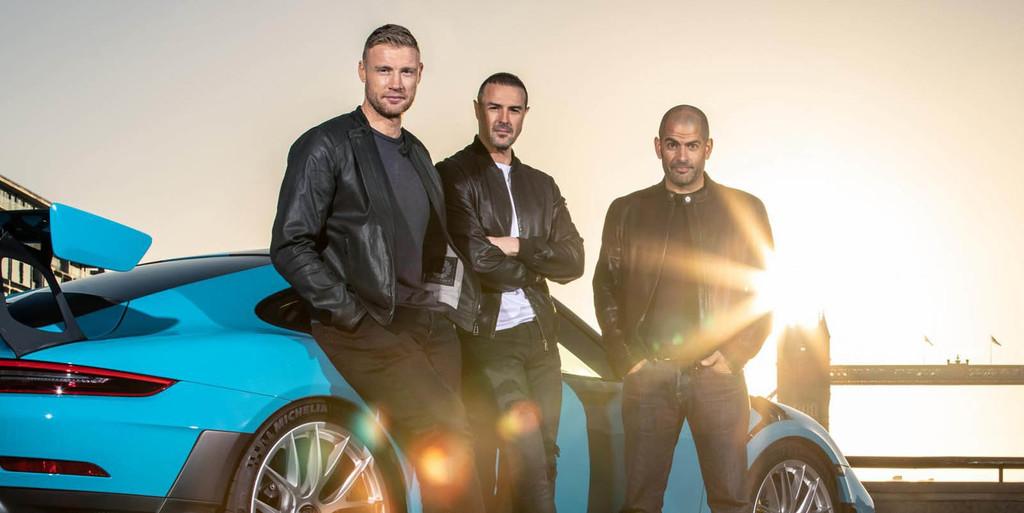 Y este es el nuevo trío que presentará Top Gear en 2019 del que solo conocemos a Chris Harris