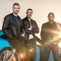 Y este es el nuevo trío que presentará Top Gear en 2019, del que solo conocemos a Chris Harris