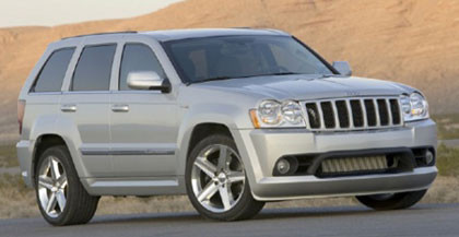Jeep Grand Cherokee SRT600