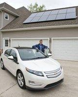 La energía solar y el Chevrolet Volt, una combinación perfecta