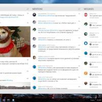 Tweet it! ya tiene una aplicación universal para Windows 10