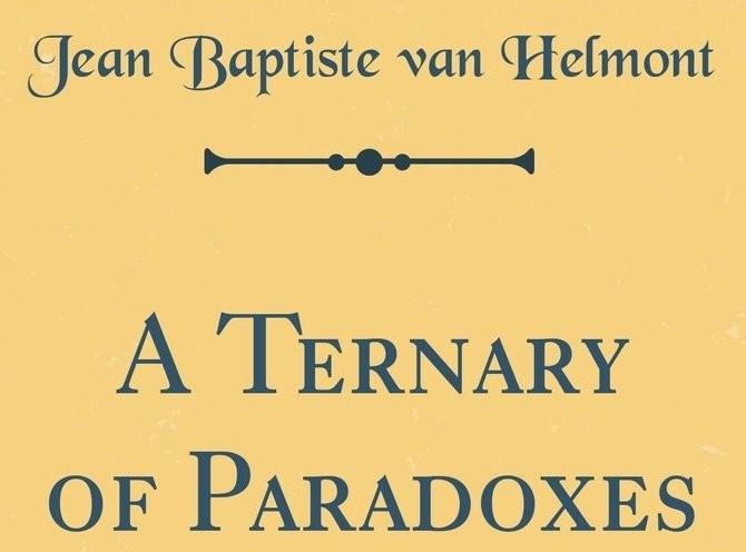 Este fue el primer libro de la historia que usó las 4 palabras fundacionales de la ciencia