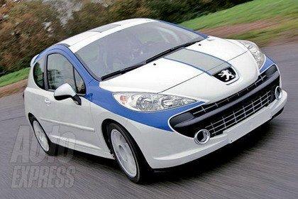 Peugeot 207 GTi, primeras fotos reales