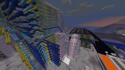 Para saber cómo funciona un disco duro, juega un poco a Minecraft