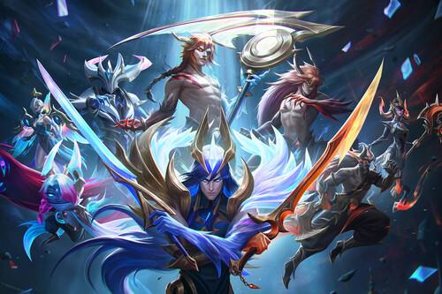 League of Legends anticipa dos nuevos campeones para 2022, con un tirador que nos hará sentir en un shooter