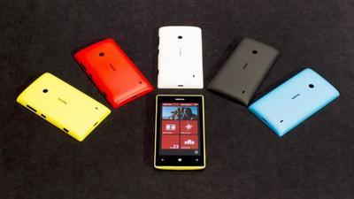 Se han activado 12 millones de Nokia Lumia 520 hasta la fecha, el dispositivo más vendido con Windows Phone