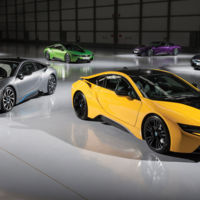 El BMW i8 estrena nuevos y llamativos colores de carrocería, al menos en Reino Unido