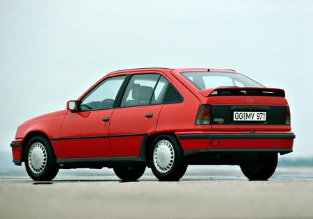 Opel Kadett Gsi 16v 5 puertas