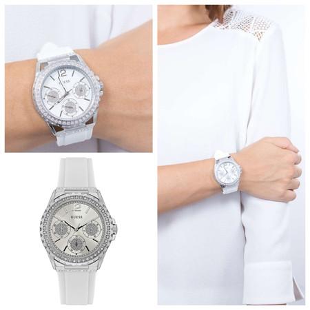 Reloj para mujer GUESS starlight con cristales de Swarovski por 78,66 euros y envío gratis