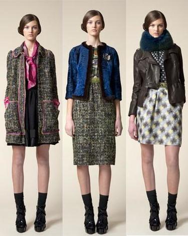 Peter Som, Lyn Devon y Jenni Kayne otoño-invierno 2009/2010 en la Semana de la Moda de Nueva York