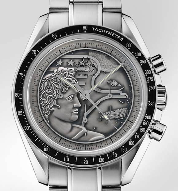 Reloj OMEGA SPEEDMASTER APOLLO XVII 40TH ANNIVERSARY LIMITED EDITION