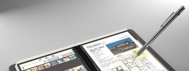 Microsoft Courier, un intento por hacer realidad las pantallas plegables del que ahora tenemos nuevos datos