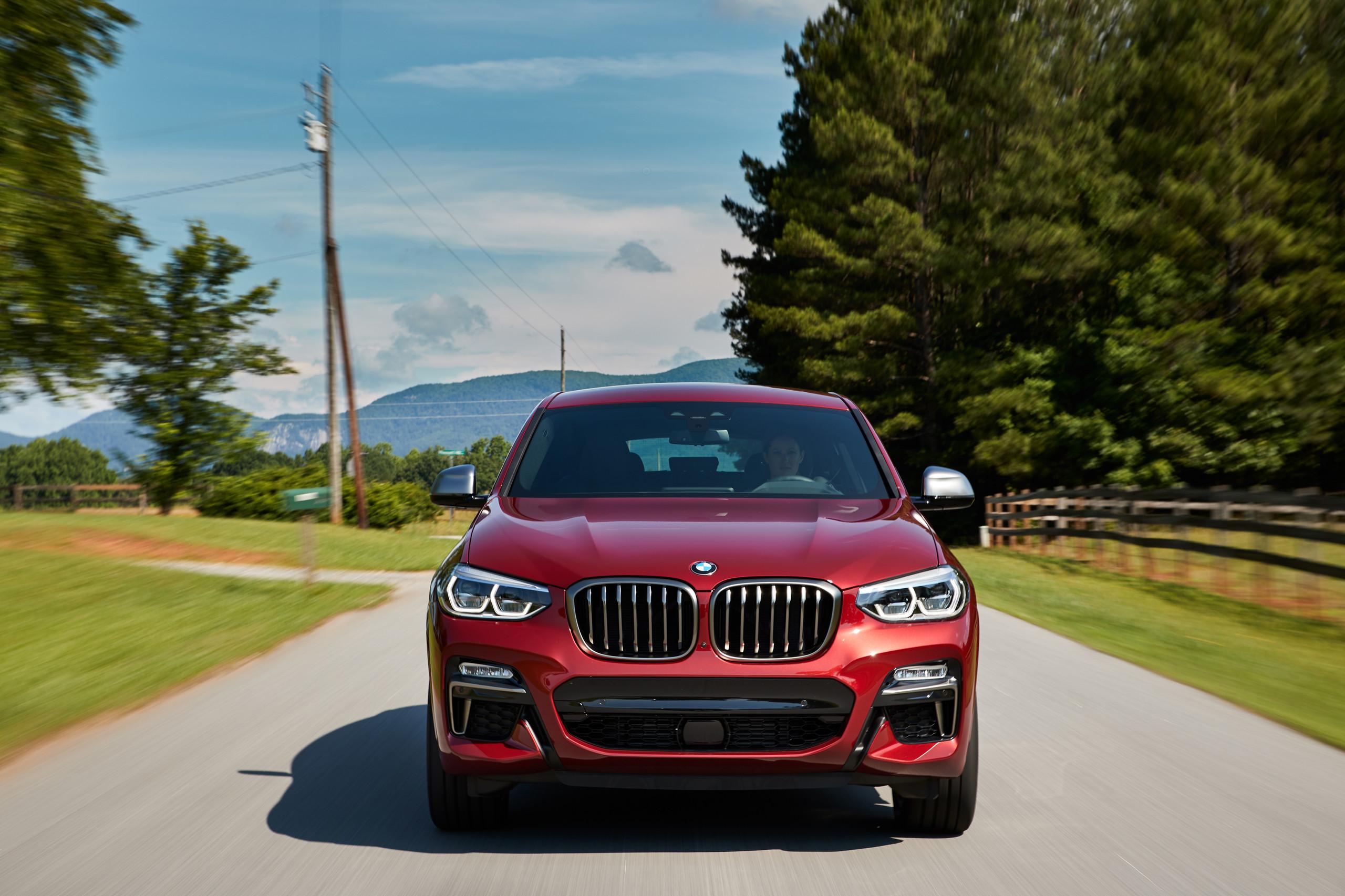 Foto de BMW X4 M40d 2019 (9/22)