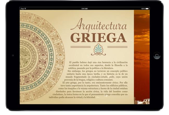 Libros de texto para iPad