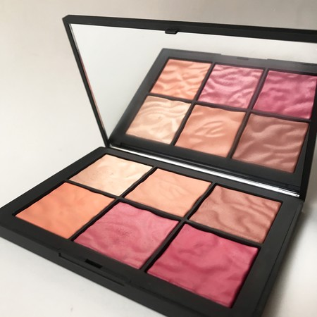 Nars Exposed Cheek Palette 2