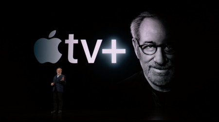 Spielberg Apple Tv