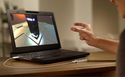 Leap Motion, el dispositivo para controlar Windows 8 por gestos ya está disponible