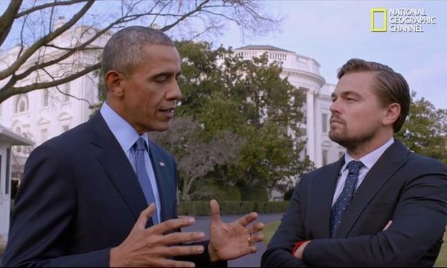 Ya podemos ver en YouTube el documental 'Before the Flood', con el que Leonardo DiCaprio ha impresionado (otra vez) al mundo