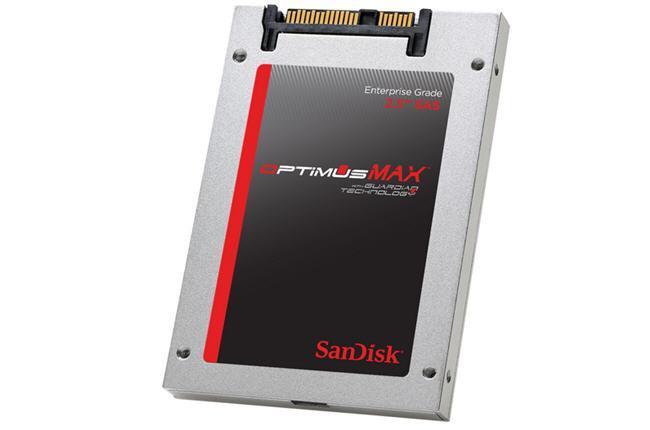 SanDisk presenta sus unidades SSD de 4 TB, más adelante 8 y 16 TB