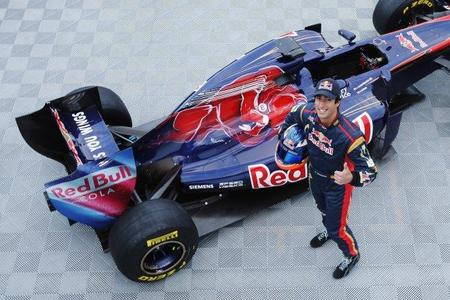 Daniel Ricciardo tendrá su oportunidad con Toro Rosso en Jerez