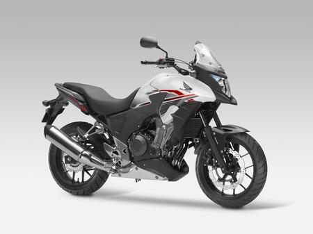 Honda CB500X<