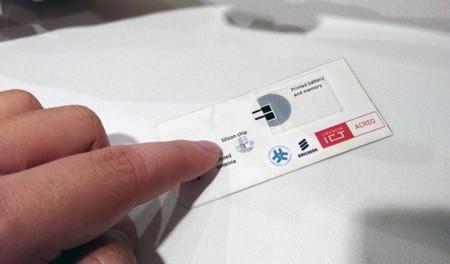 El papel conectado de Ericsson convertirá tu cuerpo en un cable de datos hacia el smartphone