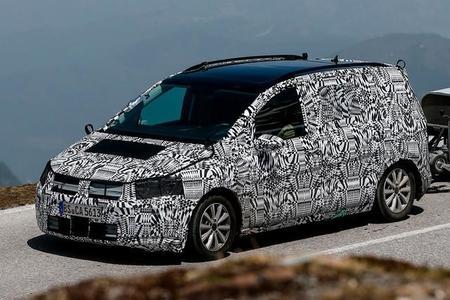 El nuevo Volkswagen Touran aportará, entre otras, una versión híbrida enchufable