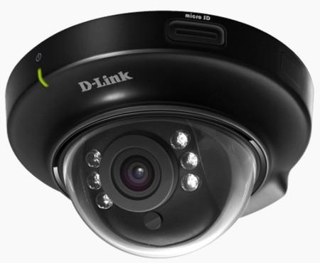 D-Link DCS-6004L, cámara de vigilancia con visión nocturna para tu hogar digital