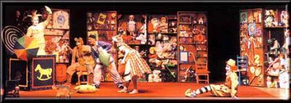 Musical infantil a favor de los juguetes tradicionales en Madrid