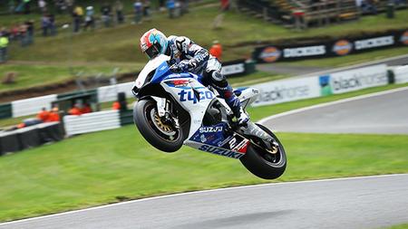 British Superbikes 2012: Cadwell Park en slow motion y en HD