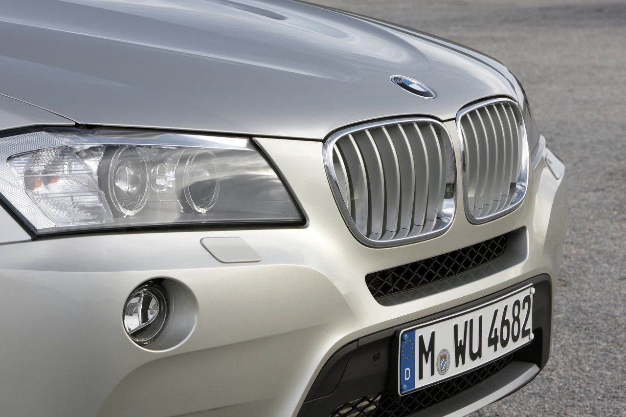 Foto de BMW X3 2011 (94/128)