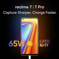 Los Realme 7 y 7 Pro ya tienen fecha de presentación y llegarán con carga rápida de 65 W