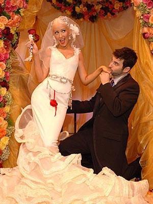 Los mejores vestidos de bodas de las famosas
