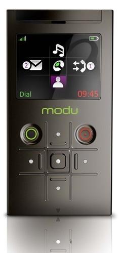 Modu muestra los móviles que lanzará este año
