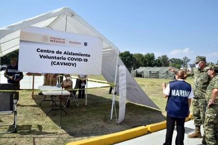 Centros Aislamiento Voluntario Cav Cdmx Covid 19