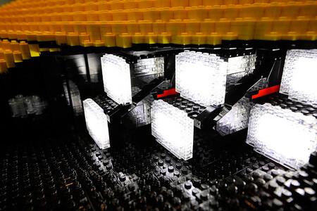 El Toyota GR Supra de LEGO a tamaño real