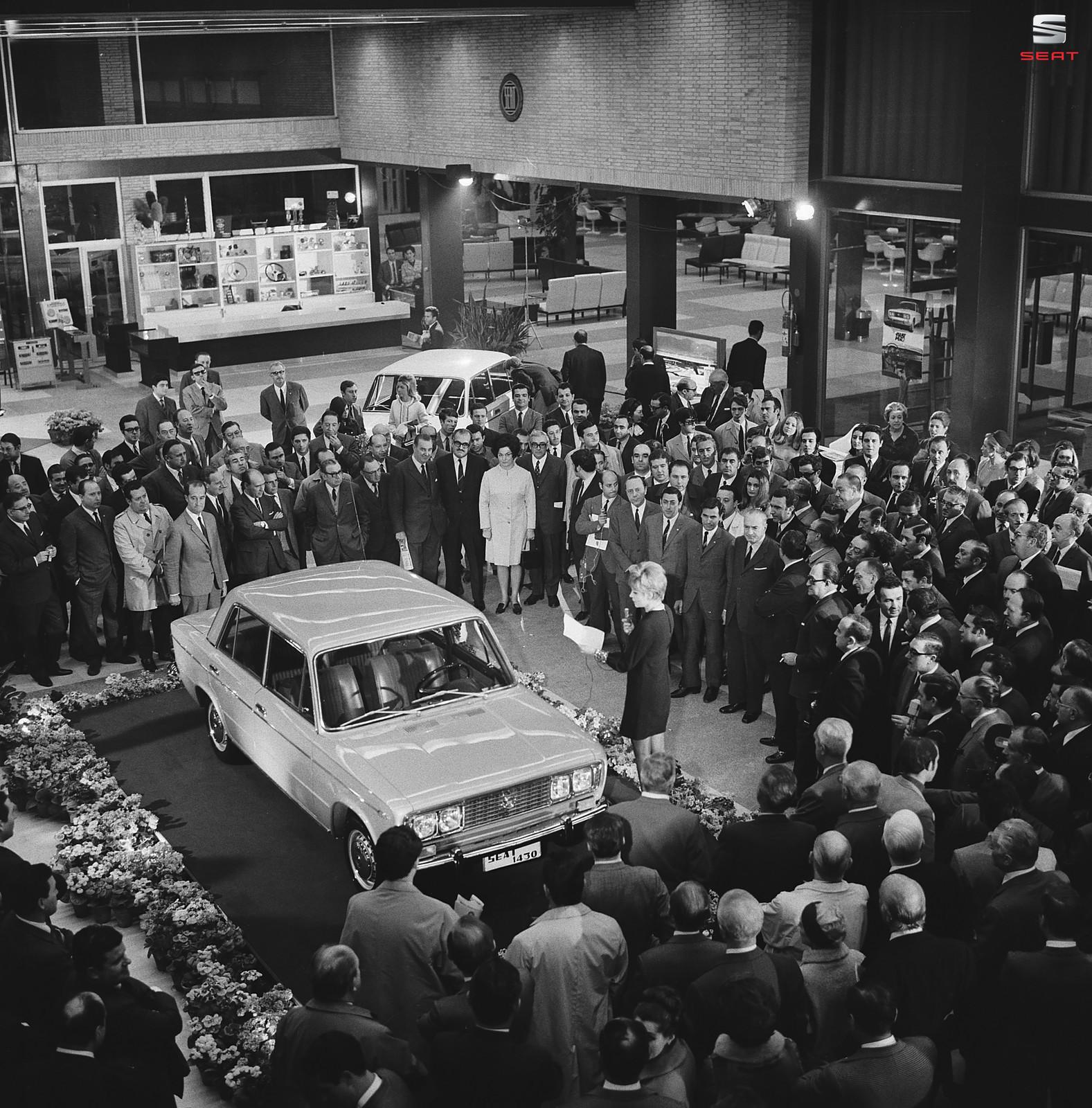Foto de Motor SEAT 1430 - fotos históricas (5/49)