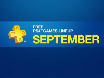 Estos son los juegos gratuitos de PlayStation Plus para septiembre