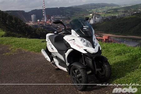 Quadro 350D, prueba (características y curiosidades)