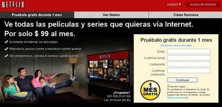 Netflix inició en México ¿qué tal funciona?