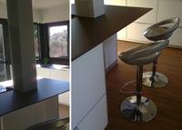 Resolviendo el problema de tener una columna en medio de la cocina