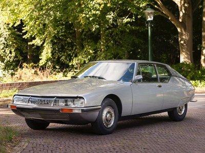 ¡Él no iba en Audi! Este Citroën SM fue de Johan Cruyff y se sorteará por una buena causa