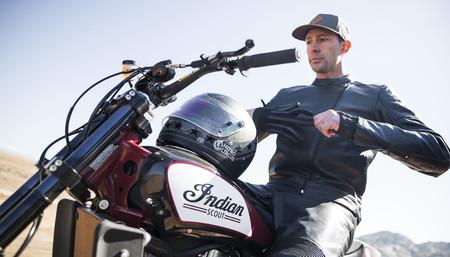 Un homenaje de locos: Travis Pastrana intentará tres de los saltos de Evel Knievel con una Indian
