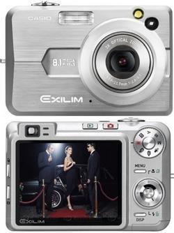 Casio Exilim Zoom EX-Z850 y EX-Z60, el turno de <strike>Canon</strike> Casio